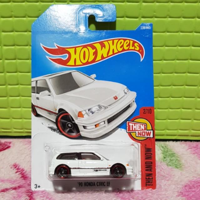 Hot Wheels Honda Civic Ef
