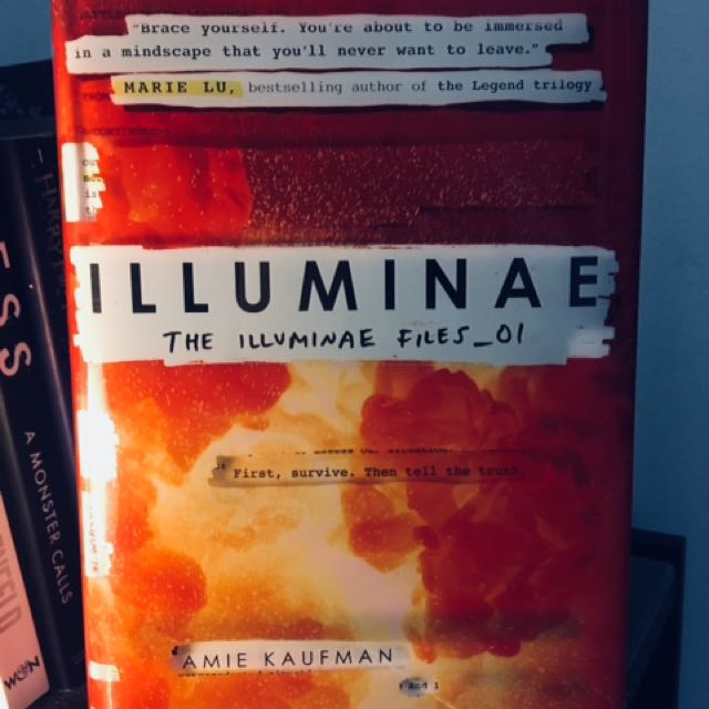 Illuminae (HB)