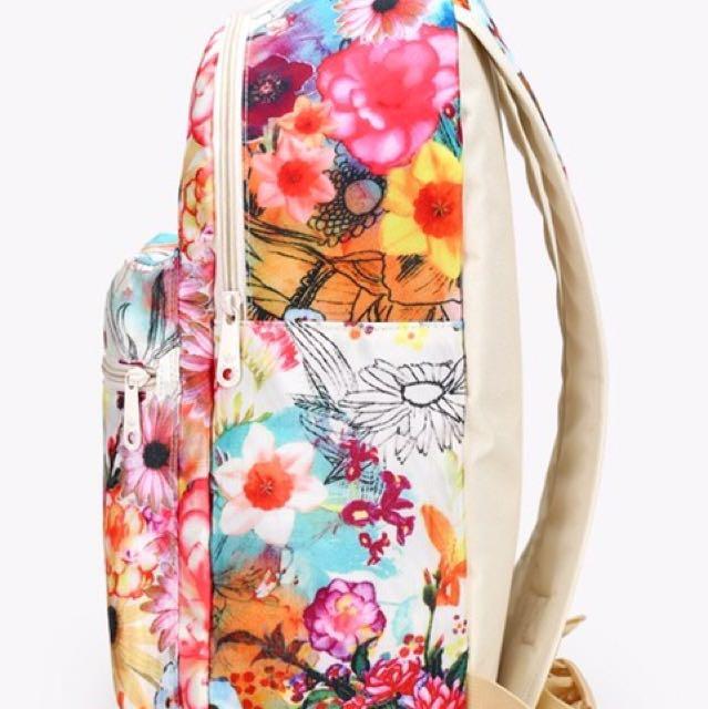 adidas flower bag