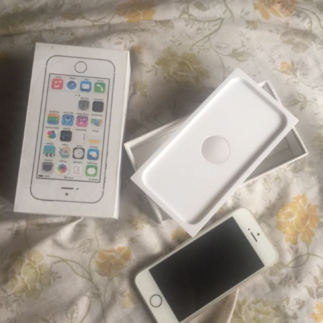 Iphone 5s 16gb smooth
