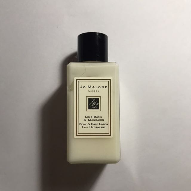 Jo Malone Hand and Body Lotion