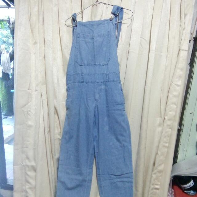 Jumpsuit // Overall Jeans