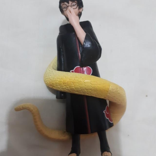 Kabuto with snake