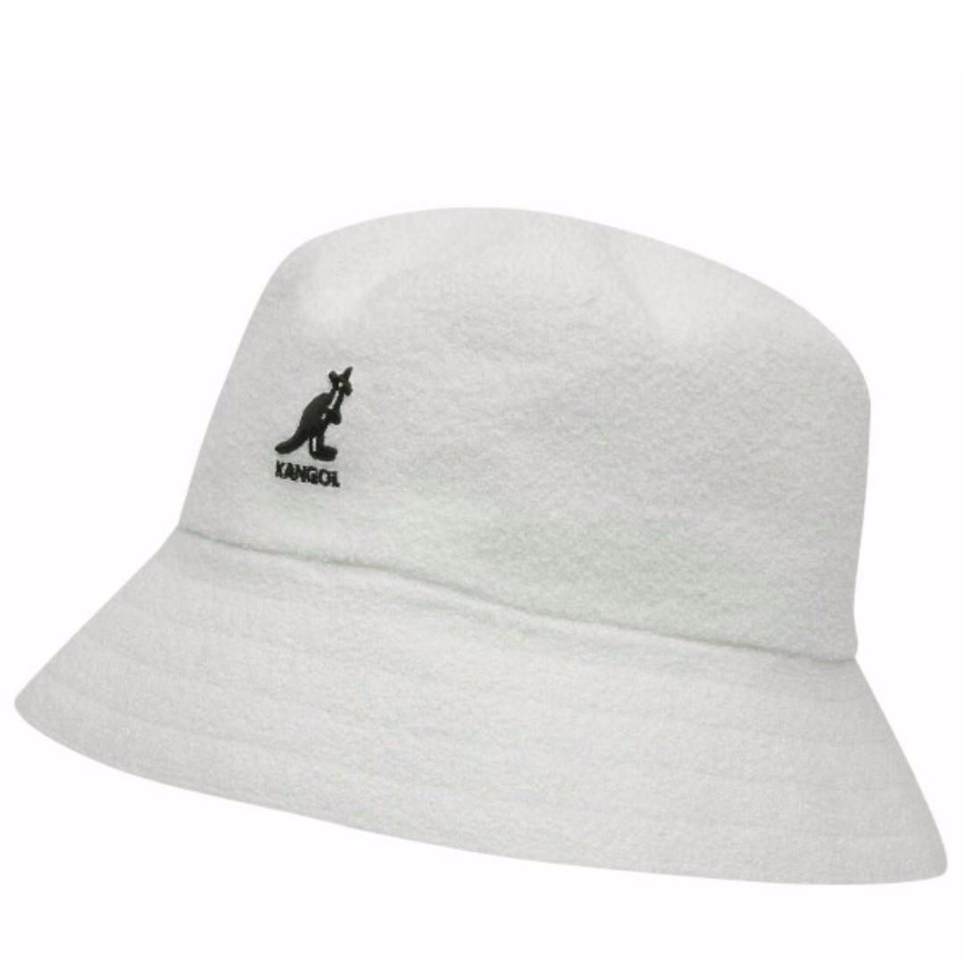(Clearance) Kangol Boucle Bucket Hat 150e238ffed7