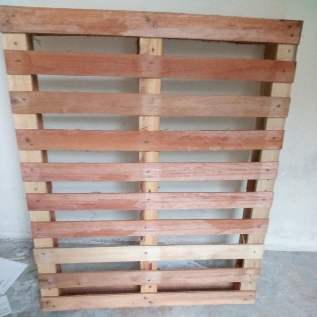 Kayu Pallet Home Furniture Home Decor On Carousell