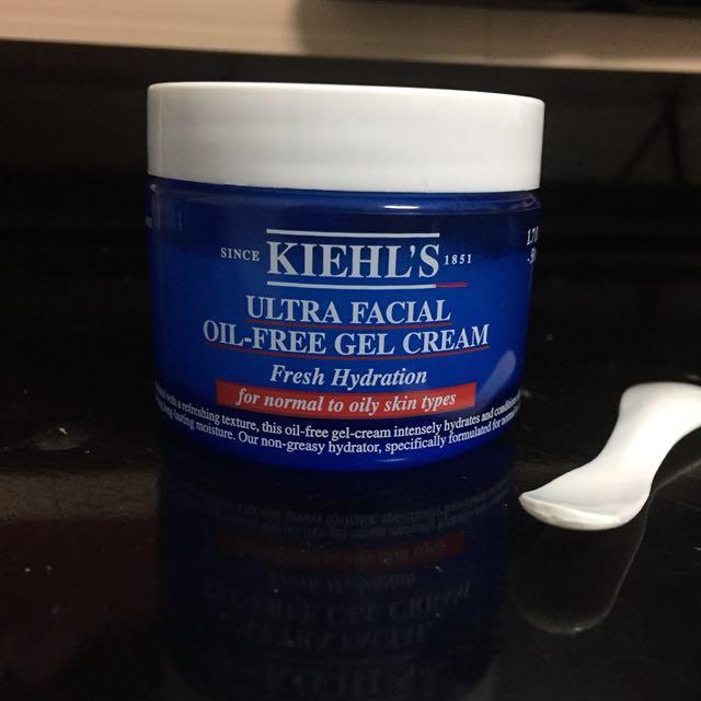 Kiehl's 契爾氏冰河醣蛋白無油清爽凝凍