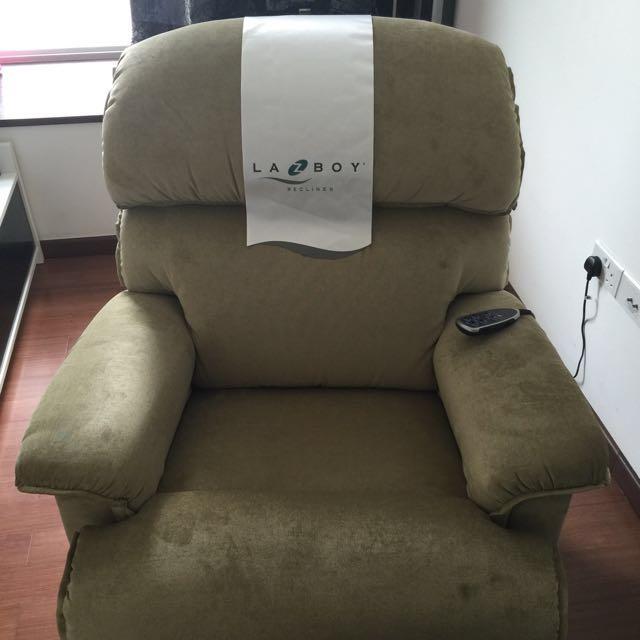 Excellent La Z Boy Power Recliner Xr Short Links Chair Design For Home Short Linksinfo