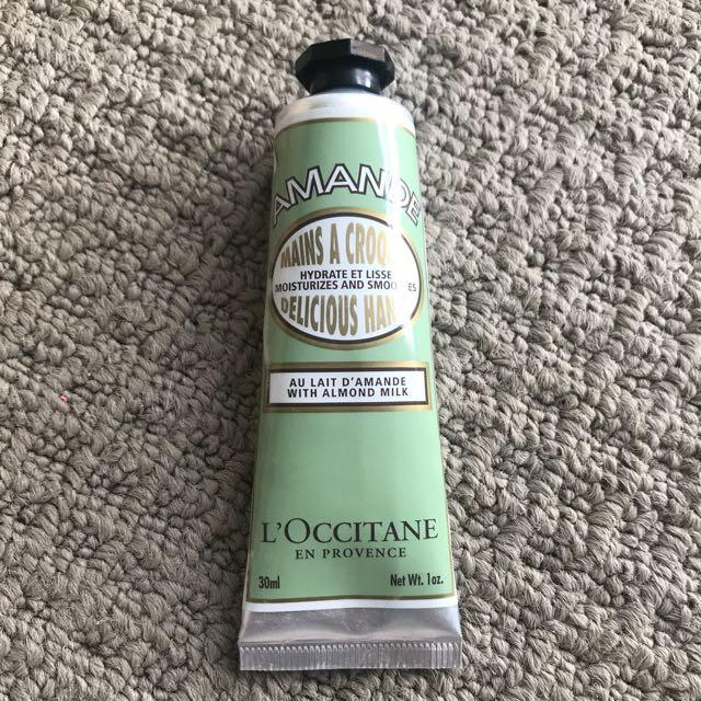 Loccitane- Hand cream - Almond delicious hands