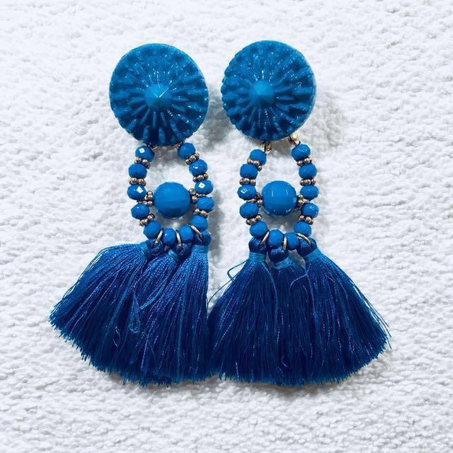 LOVISA Inspired Tassels Earrings