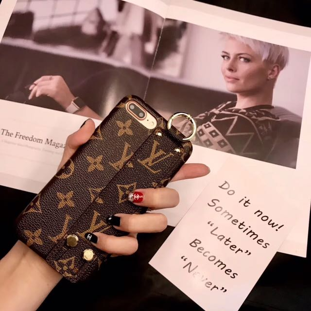 LV inspired iPhone /Oppo/ Vivo casing