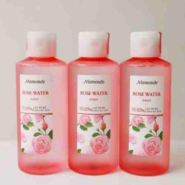 ❤️Mamonde Rose Water Toner❤️