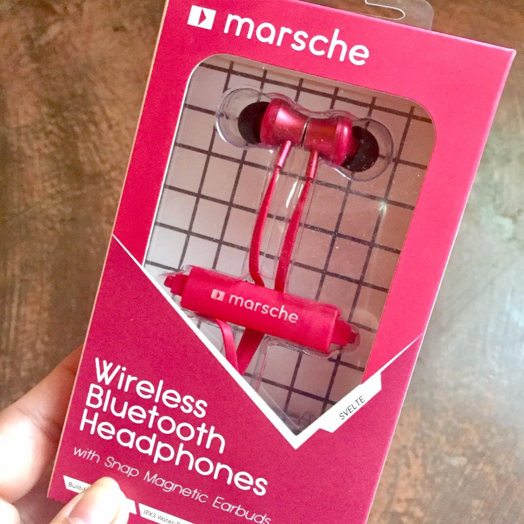MARSCHE Wireless Bluetooth Headphones