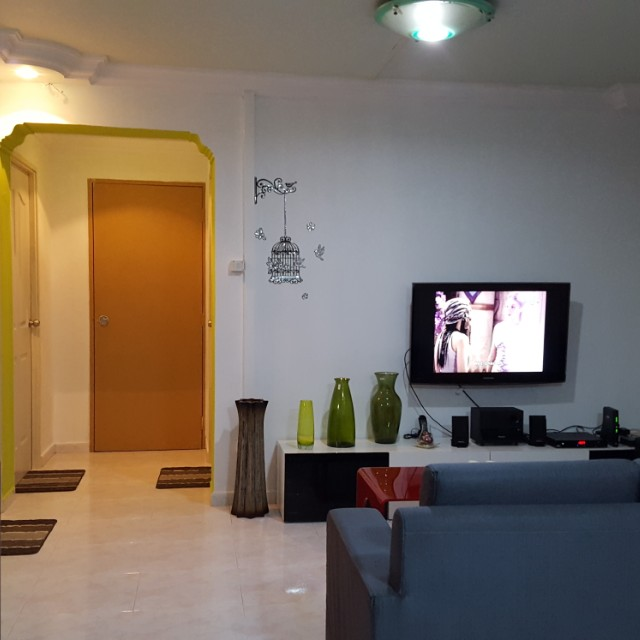 Masters Bedroom for SHARING400/COUPLE