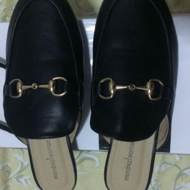 Mendrez shoes slide