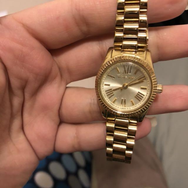 Michael Kors Golden watch
