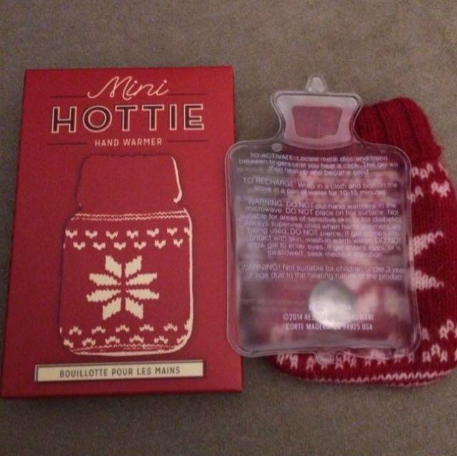 Mini Hottie Hand Warmers