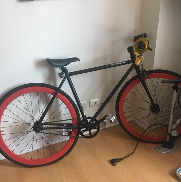 Moving out sale: Pure Fix Fixie bike