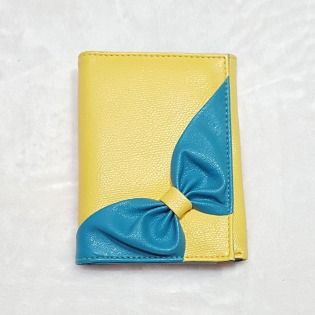 MSE Yellow Ribbon Wallet