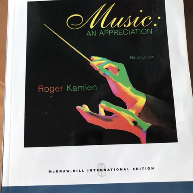 Music an appreciation by roger kamien books stationery photo photo photo photo fandeluxe Choice Image