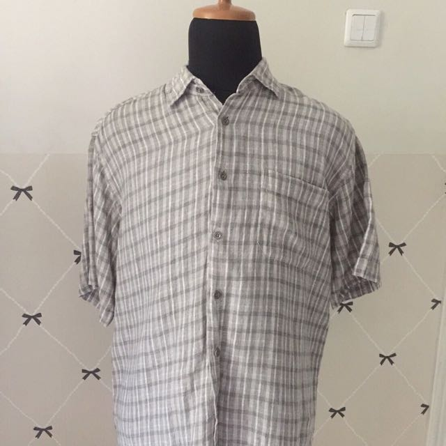 Nail Grey Shirt