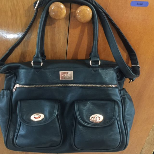 Near new condition Colette nappy bag