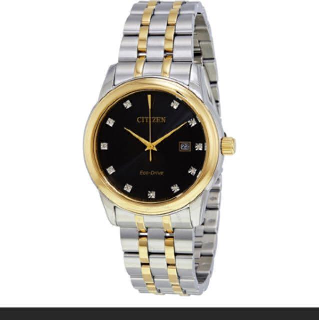 New Citizen watch 40mm