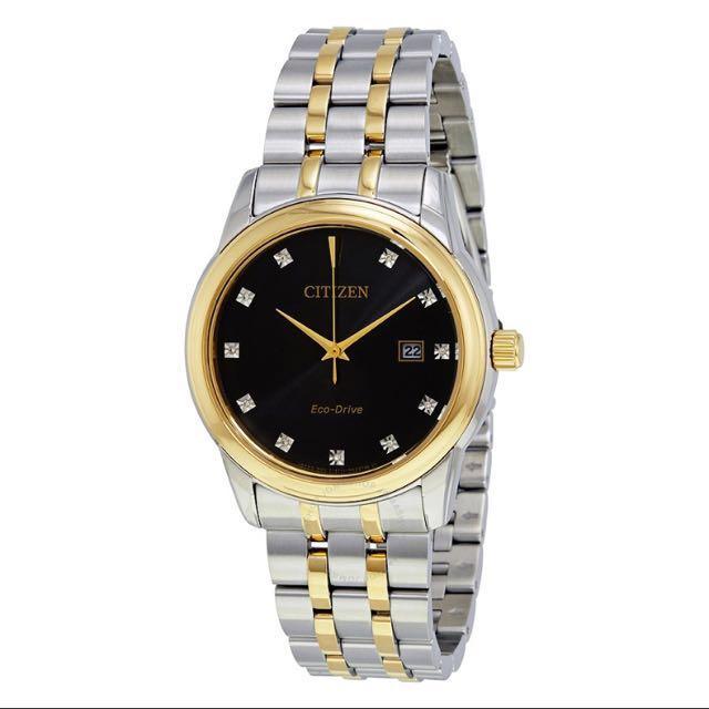 New Citizen Watch Unisex 40mm