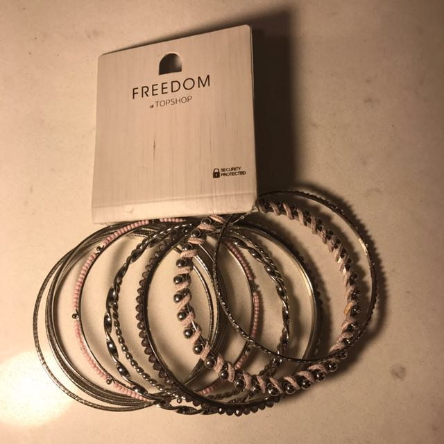 New TOPSHOP Bangle Bracelets