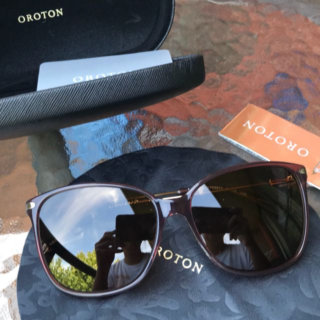 New With Tag Oroton Sunglasses RRP$255