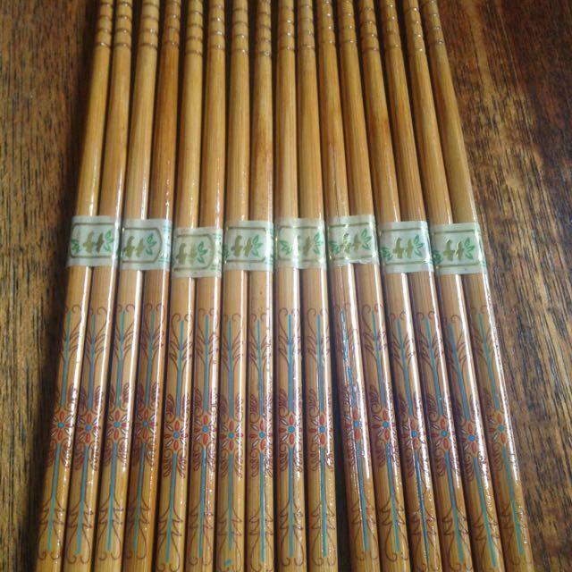 NEW Wooden Chopsticks