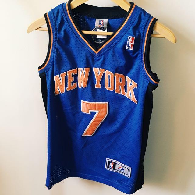 new york knicks nba jersey, men's size small