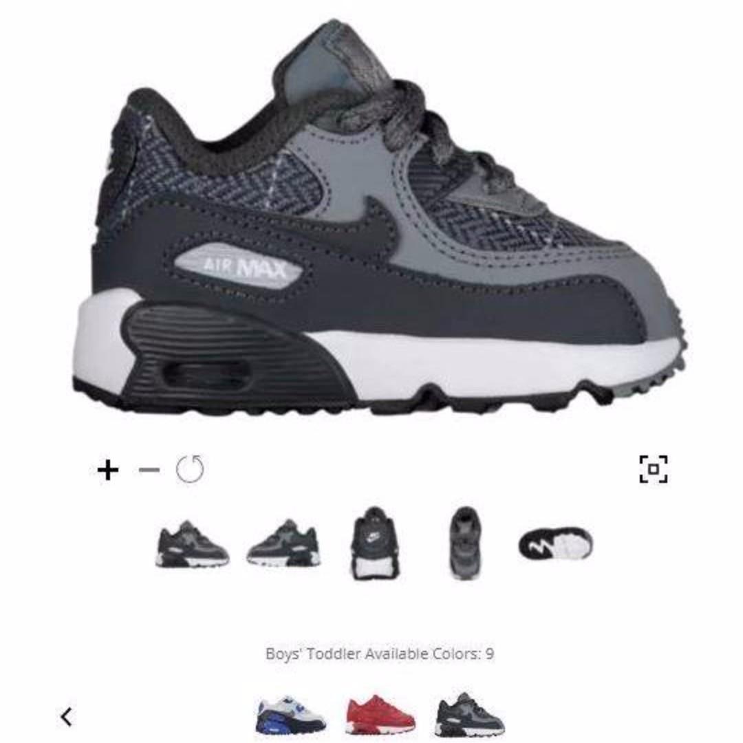 08cb66108a194b Nike Air Max 90 - Boys  Toddler Size 02.0