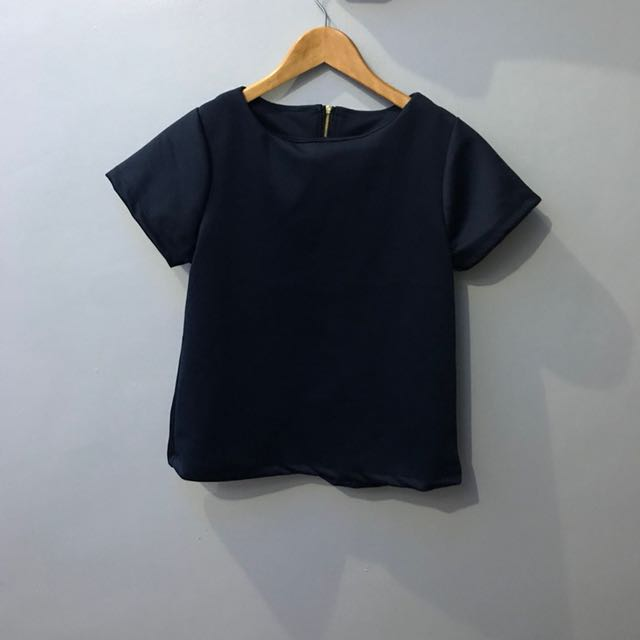 Office top (Blue)