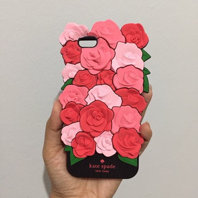 ORI Kate Spade iPhone 6/6s Soft Case