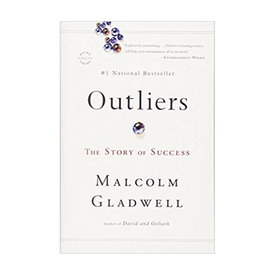 outliers the story of success by malcolm 3 takeaways since one of the best ways to improve ourselves is to commit to continuous learning, this post is part of the blog mini-series called 3 takeaways where i discuss three insights from thought-provoking leaders, books, and podcasts.