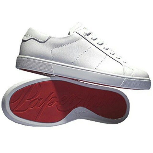 Paperplanes White Sneakers