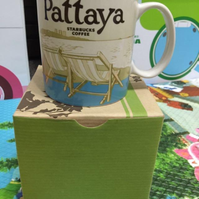 Pattaya星巴克城市杯