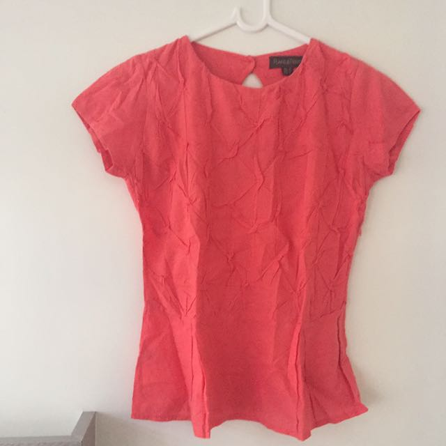 Plains and Prints XS Top