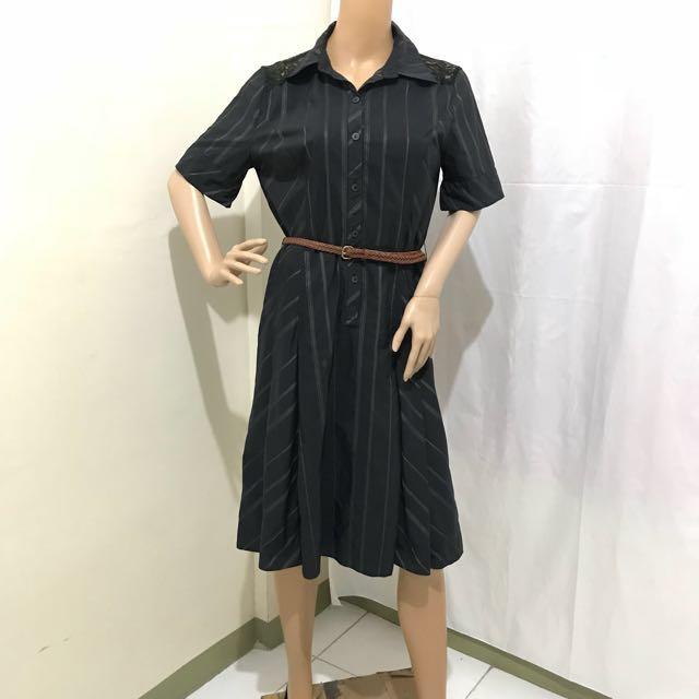 Preloved Size L Formal Dress