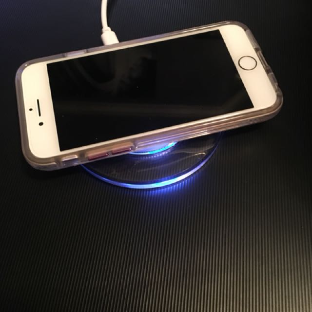 Qi wireless charging pad brand new