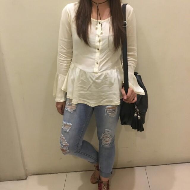 RRJ blouse