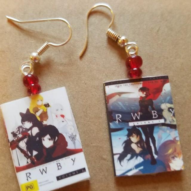 RWBY Earrings