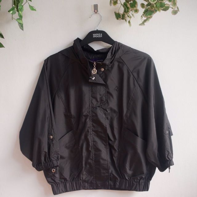S A L E ❗️Black Loose Bomber Jacket
