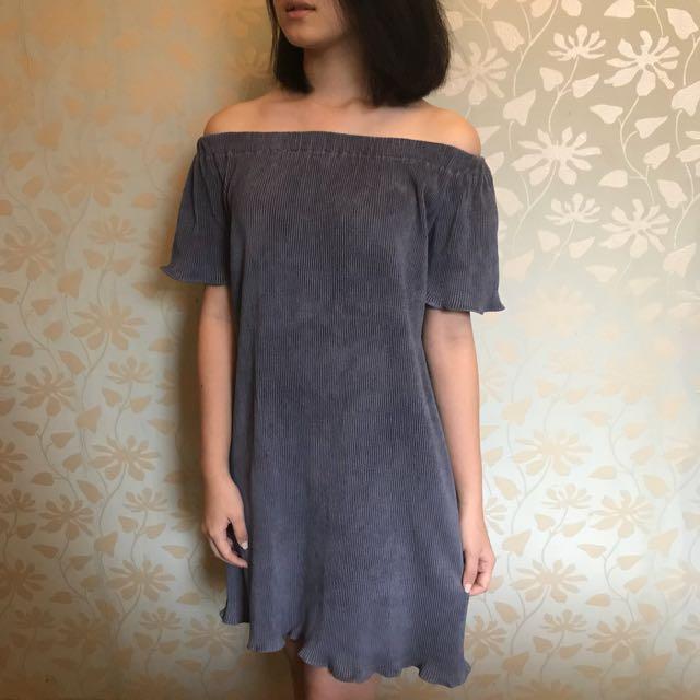 Sabrina flare dress