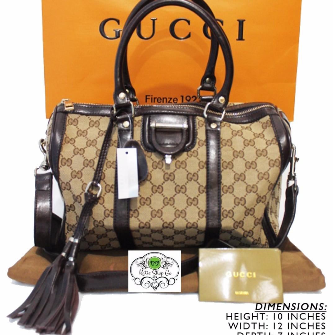 fba03ea4537 SALE - GUCCI HANDBAG - GUCCI SLING BAG - GUCCI BAG, Online Shop   Preorder,  Preorder Women s Fashion on Carousell