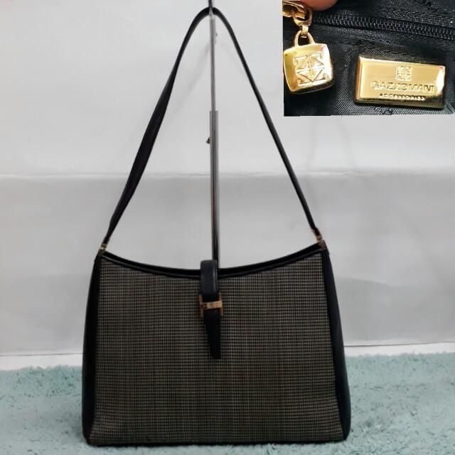 Sale! Gazzomani leather bag