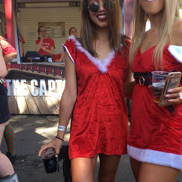 Santa / Christmas adult costume