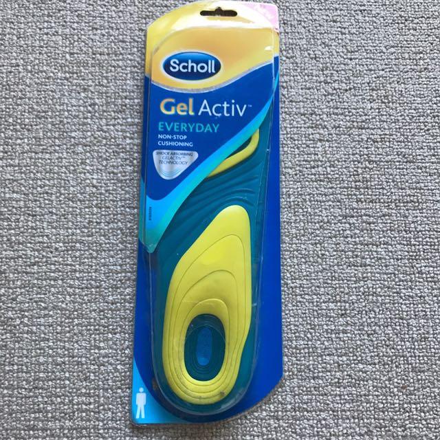 Scholl gel activ