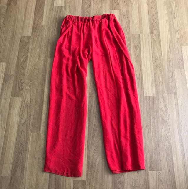 Sexy short inner with Long chiffon pant