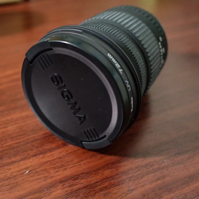 Sigma 17-70mm For Canon